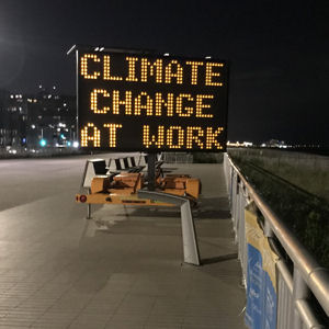 Climate Change at Work