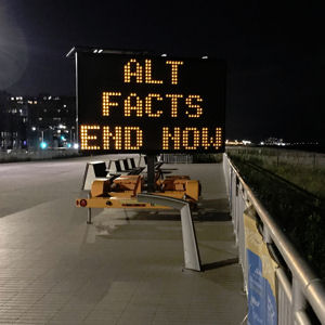 Alt Facts End Now
